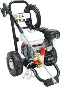 NHPA - ICA - nettoyeur haute pression BENZ180/12SP95 autonome