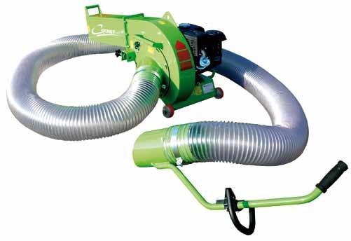 aspirateur de feuilles COCHET AM7