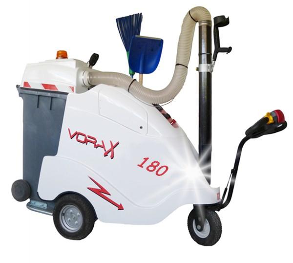 aspirateur de déchets VORAX 180 MAAX