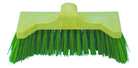 Balai cantonnier vert
