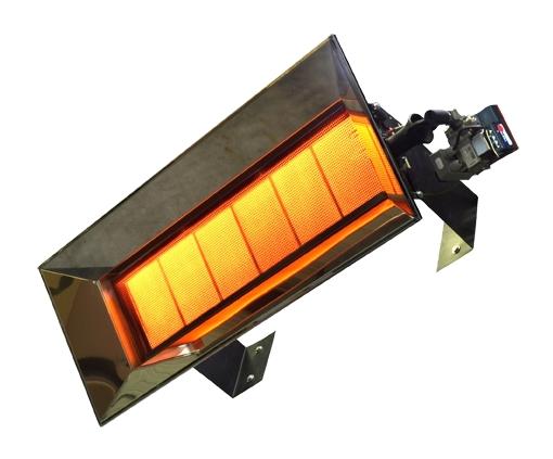 panneau radiant gaz