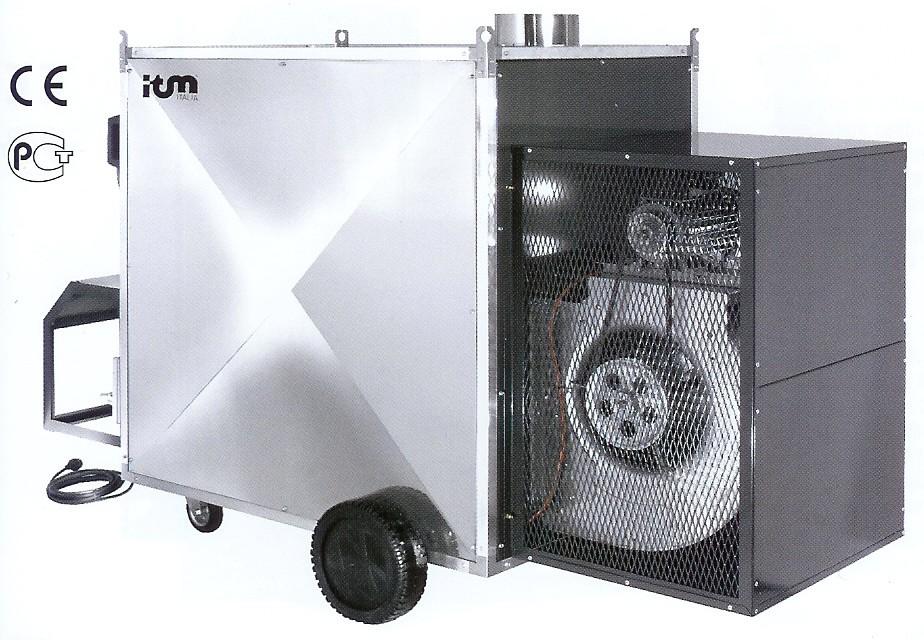 ITM ZEUS radial centrifuge