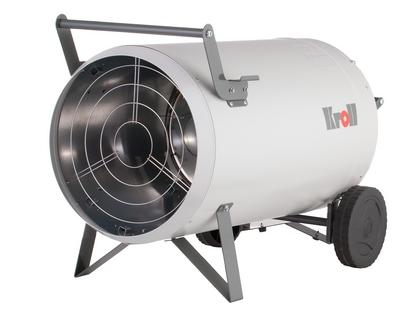 générateur d'air chaud mobile gaz KROLL P65 P85
