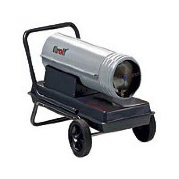 générateur d'air chaud Kroll à combustion directe