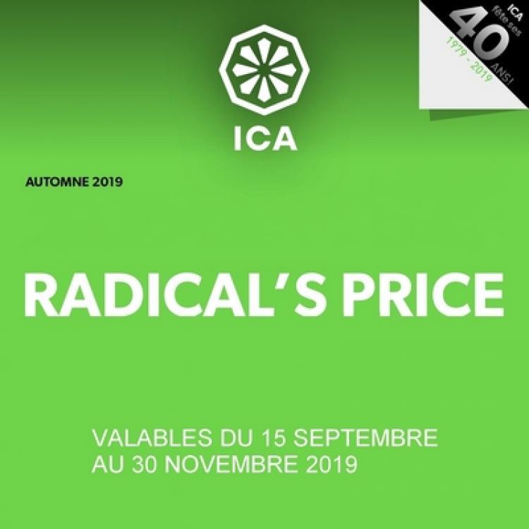 RADICAL'S PRICE 2019