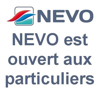 NEVO est ouvert aux particumiers