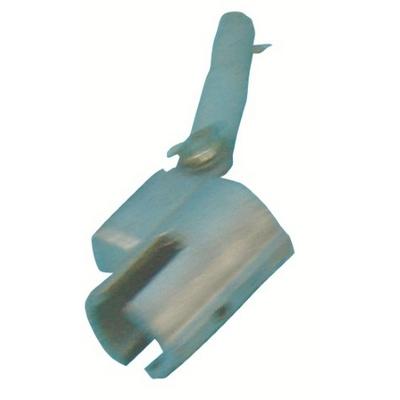 Clips coudé porte outil orientable